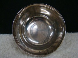 Reed & Barton: The World's Finest Silverplate #104 Silverplated Bowl, Decorative - $14.84
