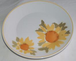 Vintage Mikasa Dolly 3152-KI Cera Stone Replacement Daisy Sunflower Sala... - $15.98