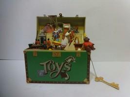 Enesco Toy Symphony Toy Box Music Works Rare HTF - $46.75