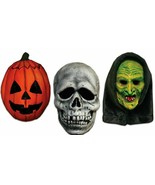 Halloween III Season Of The Witch Mask Set of 3 by Trick Or Treat Studios - £157.21 GBP