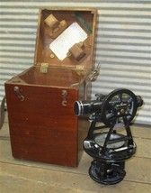 W&LE Gurley Transit Survey Equipment Telescope Serial#560102 Original Wo... - $399.00