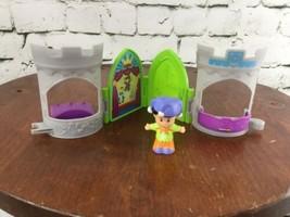 Fisher Price Little People Jester Pop Open Castle - $17.82