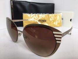 New FENDI FF 0017/S 7SGQH 58mm Cats Eye Designer Women's Sunglasses - $259.99