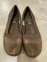 Merrell Apure Olive Brown Women's Size 9 Shoes Slip On Flats Loafer J43428 - $28.00