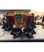 Perfect Tortilla Pan Set (4) - As Seen On TV - ... - $15.00