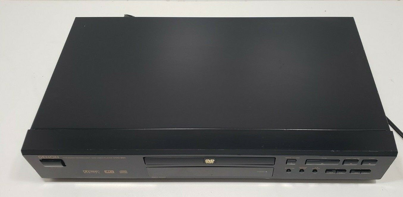 Denon DVD Video Player DVD-800 With Remote Fully Tested image 5