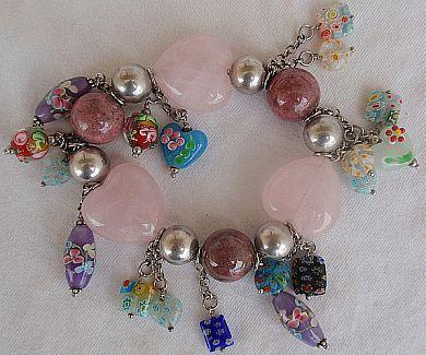 Festival Charms Italian bracelet