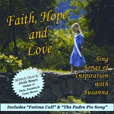 Faith hope love cd305  x