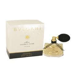 Mon Jasmin Noir L'elixir for Women By Bvlgari Eau De Parfum Spray 1.7 Oz - $67.98