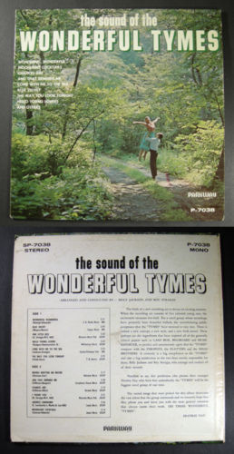 Primary image for r&b/doo-wop THE TYMES Sound of the Wonderful 1962 LP