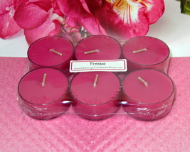 Freesia Tea Lights Set of 6 - $5.00