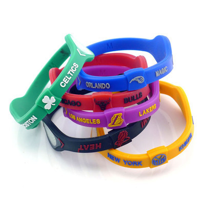 NBA Power Energy bracelets