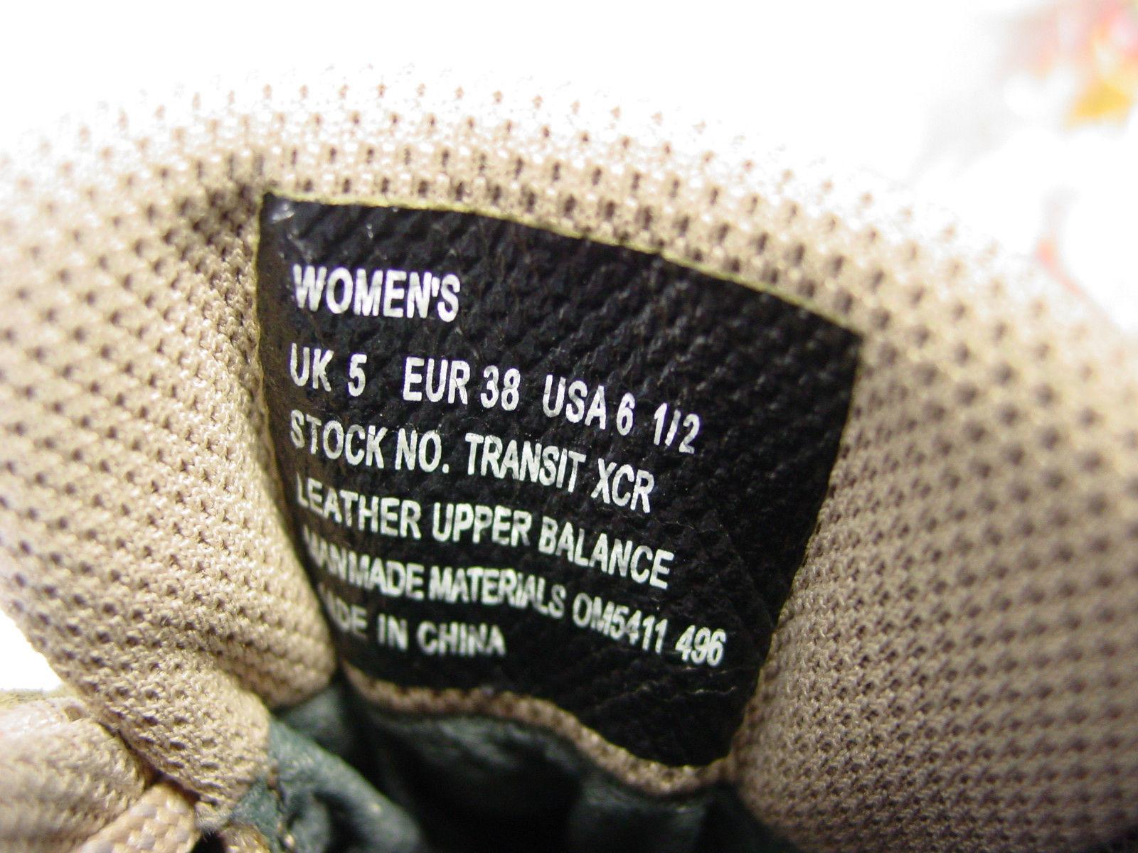 Asolo Transit XCR Hiking Trail Shoe Women's size 6.5 no box