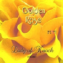 Golden Rose - Lady of Knock - $21.99