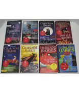 Lot of 8 PB books by Charlaine Harris, Sookie Stackhouse Novels True Blood - $32.00