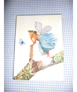Anne Geddes Fairy Note Paper with Envleopes NIB - $4.99
