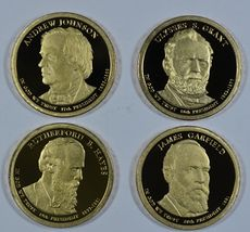 2011 S Presidential proof dollars  - $24.00