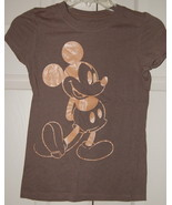 Mickey Mouse T-Shirt XS EUC Juniors - $3.50