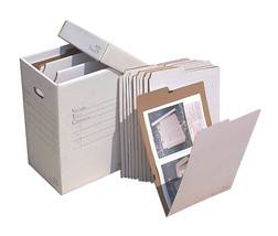 "AOS Vertical Flat File Organizer - Stores Flat Items up to 12""x18"" 889-V... - $63.14"