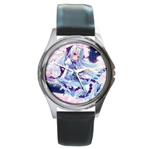 Hot New Tina Koi Ga Saku Koro Sakura Doki Manga Anime Leather Watch wris... - $11.00