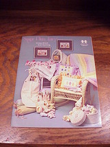 Sugar Plum Fairy Baby Vanessa Ann X-Stitch and Quilting Pattern Booklet