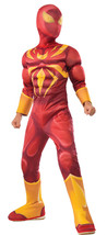 Marvel Comics Iron Spider Muscle Child Boy's Costume - Medium 8-10 - $35.42