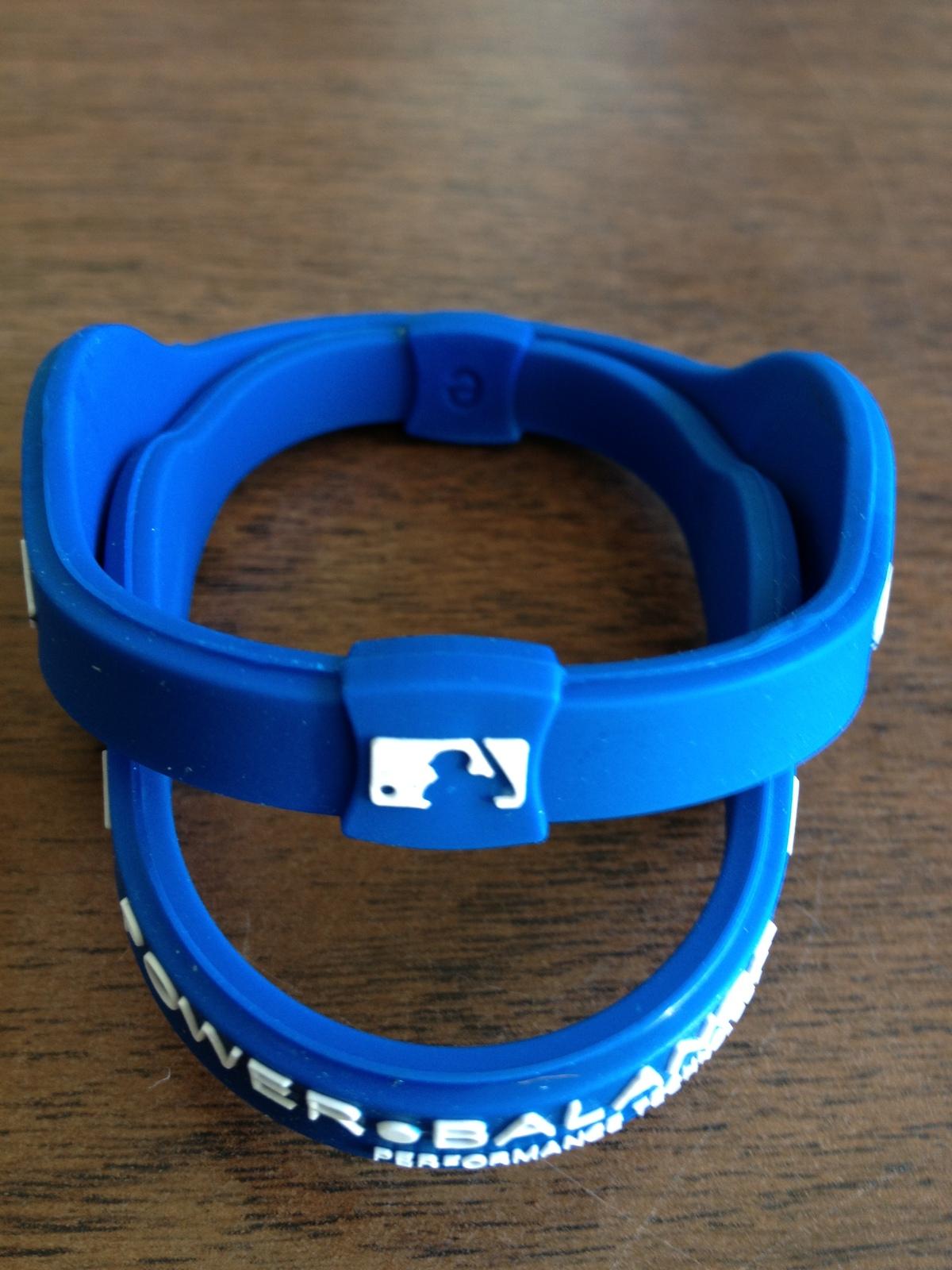 MLB Power Energy Bracelets image 14