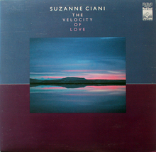 Suzanne Ciani - Velocity of Love LP 1986  Electronic - $5.00