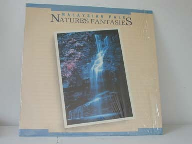 Primary image for Malaysian Pale - Nature's Fantasies 1987 LP SIGNED