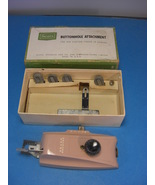 Sears Kenmore Buttonholer With Attachments Part #6785 - $14.95