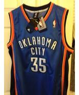 Kevin Durant Replica Blue Swingman Jersey - $60.00