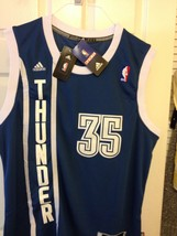 Kevin Durant Replica Navy Blue Swingman Jersey - $25.00