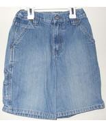 Boys Children Place Carpenter Style Denim Blue Shorts Size 7 - $8.95