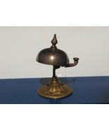 Antique Dinner Bell -- Circa 1900-1910 - In Very Good Conditon - $139.99