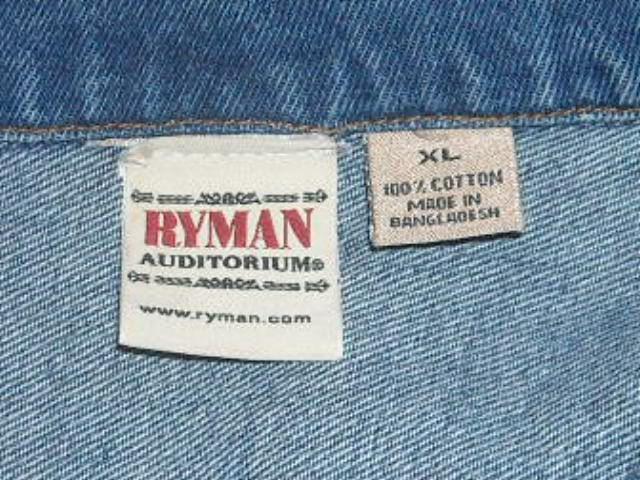 Ryman auditorium coupon code