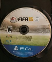 FIFA 15 (Sony PlayStation 4, 2014) Video Game PS4 Soccer (No Cover Art) FreeShip - $3.99
