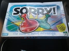 Sorry The Game of Sweet Revenge - $12.00