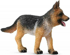 Breyer CollectA 88553 German Shepherd puppy superior well made *** <> - $4.89