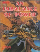 Star Trek Rpg An Imbalance Of Power Game Supplement 1986 Fasa Mint Sealed - $11.64