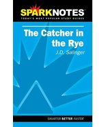 The Catcher in the Rye (SparkNotes Literature Guide) (SparkNotes Literat... - $7.80