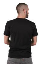 Osiris Hombre Bowery Pantalón Camiseta Gráfica Negro Nwt image 2