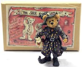"Boyds Shoebox Bears ""Hazel Spooksbeary""  Style #3225- NIB- 2004- Retired - $23.99"
