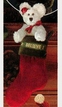"Boyds Bears ""Gabriella""- 6"" Bear/Stocking- #94579POG- Exclusive-NWT-Retired - $22.99"