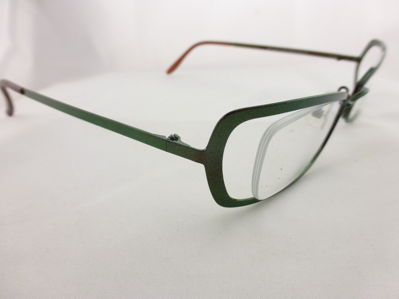 eye dc special eyeglasses frame bronze frame mod