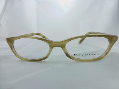 Donna Karan eyeglasses, Brown Fashion eyeglasses frame ...