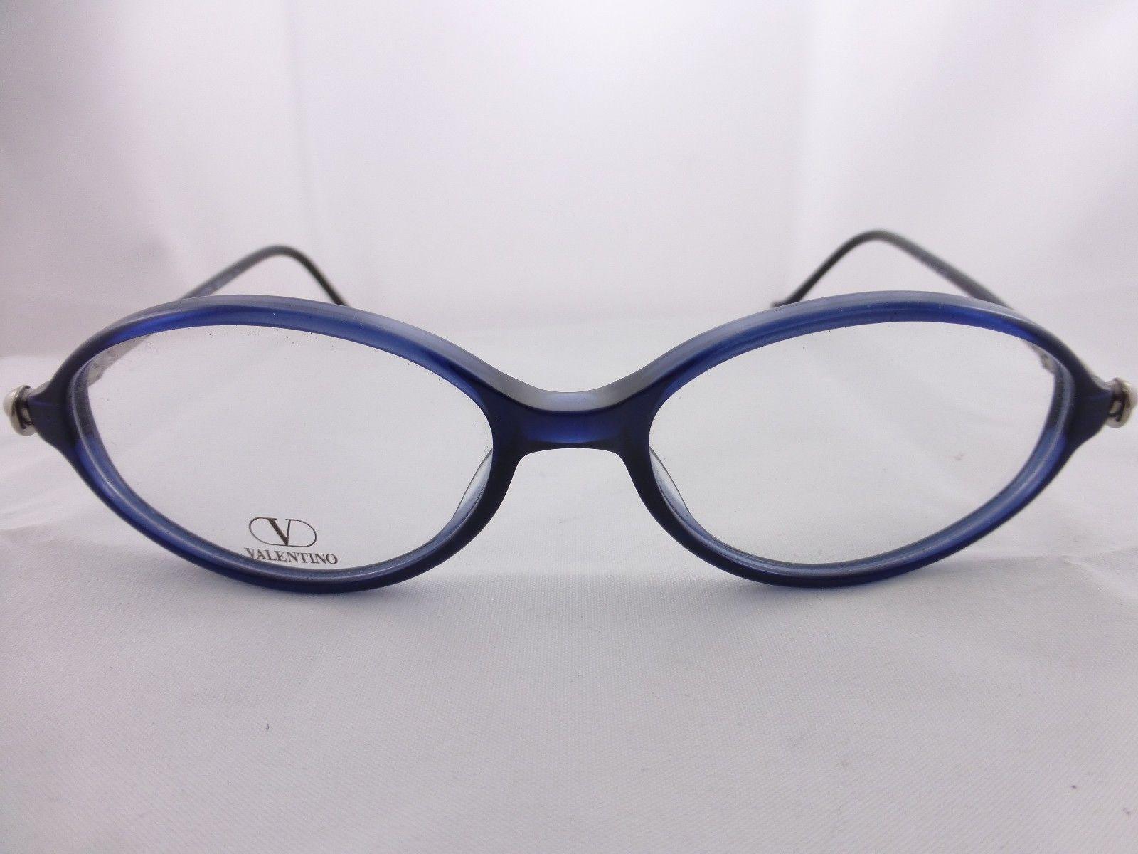 Valentino eyeglasses frame, Dark Blue and 33 similar items