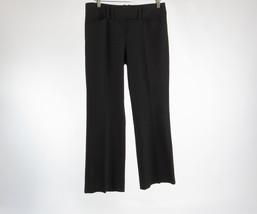 Black THE LIMITED Cassidy Fit straight leg dress pants 2 2L - $19.99
