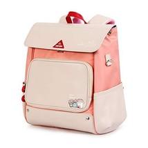 NOHOO Diaper Bag Backpack Baby Bag Nappy Bag Travel Backpack for Women Pink