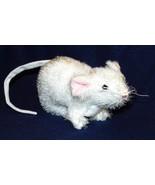 GANZ Webkinz Lil'Kinz White Mouse Plush Toy #HS207 - $8.99