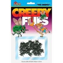 Fake Creepy Flies Prank Joke Gag Gift Halloween Gross Prop - $5.44